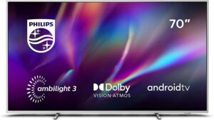 Philips Televisor Ambilight 70PUS8505/12
