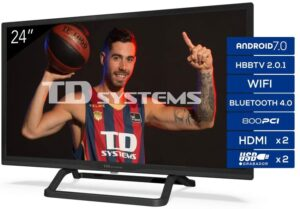 TV TD Systems K24Dlx11Hs
